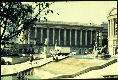 Birmingham Town Hall Square