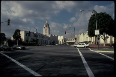 Beverly Hills Civic Center