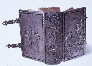 Prayer Book with Silver Binding