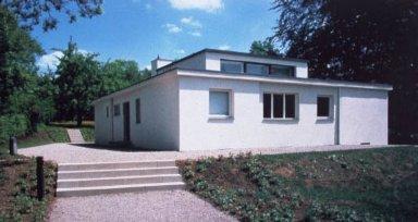Walter Gropius's Office - Haus Am Horn