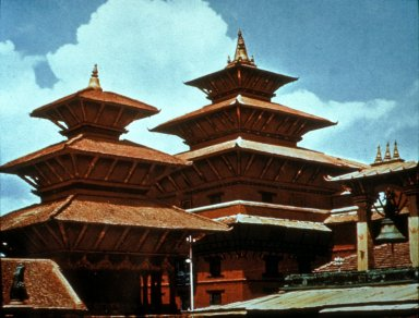 Mahavana Buddhist Temples