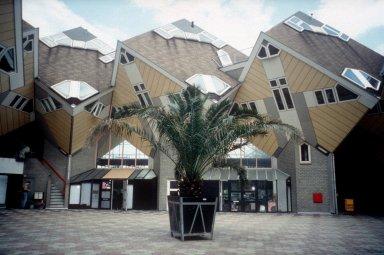 Cubic Houses (Pole Dwellings)