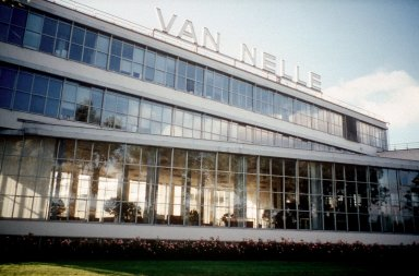 Van Nelle Tea Factory