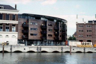 Housing (Housing on Stieltjesstraat)