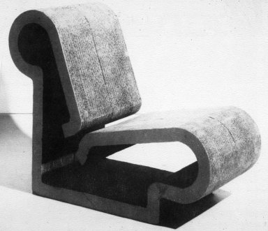 Easy Edges Lounge Chair