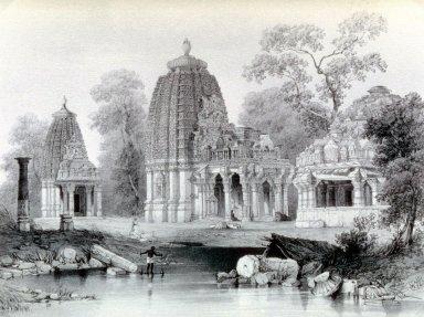Temples at Baroli
