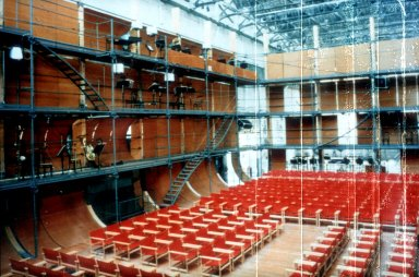 Musical Space for Opera 'Prometeo'