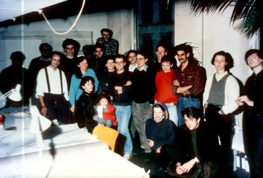 Renzo Piano Building Workshop Group Photograph