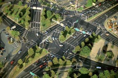 Wellington Circle Multi-Million Dollar Intersection, Medford, Massachusetts
