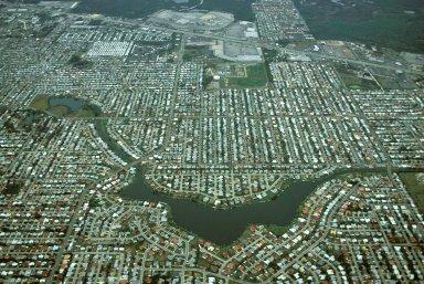Suburban Housing North of Tampa, Port Richey, Florida