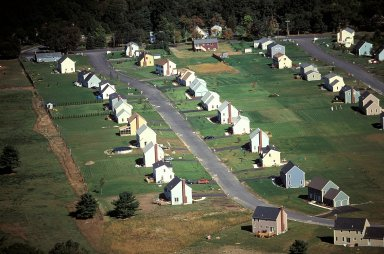 Tree-Less Housing Subdivision, Southeastern Massachusetts