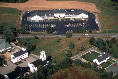 New Shopping Center on Historic Green, Rochester, Massachusetts