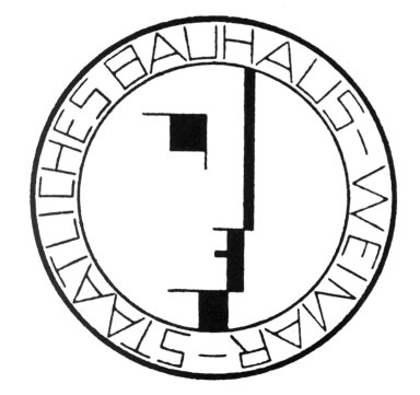 Signet of the Staatliche Bauhaus