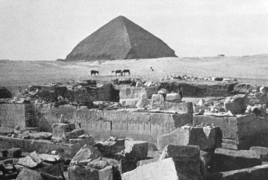 Bent Pyramid of Sneferu