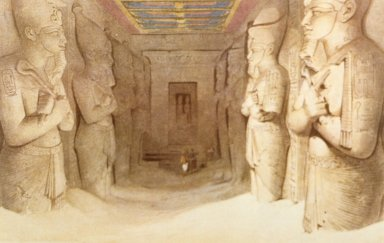 Temple of Ramesses II: Great Hall of Pillars
