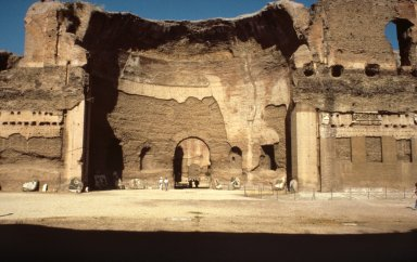 Thermae of Caracalla (Baths of Caracalla)