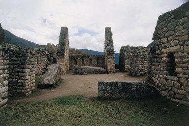 Machu Picchu: Eastern Urban Sector: Conjunto VII