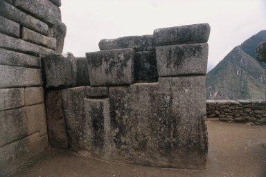 Machu Picchu: Western Urban Sector: Conjunto IV