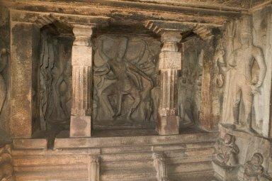 Aihole Temple Complex: Ravana Phadi Cave