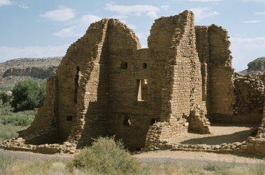 Chaco Canyon: Pueblo Bonito
