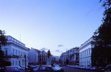 Regent Street: Waterloo Place