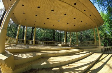 Prospect Park: Music Pagoda