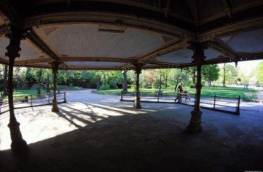 Prospect Park: Concert Grove Pavilion