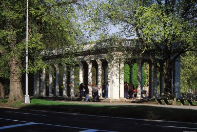 Prospect Park: Classic Peristyle