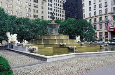 Central Park: Grand Army Plaza