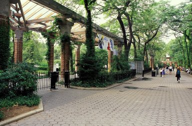 Central Park: The Zoo