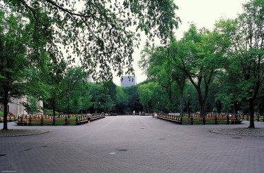 Central Park: Naumburg Bandshell