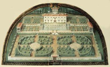 Villa Petraia, Villa Medici (Villa Medicea della Petraia) at Florence at Florence