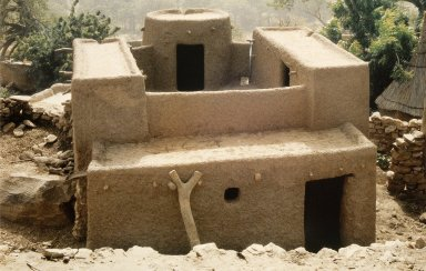Traditional Dogon House of the Eastern Plateau