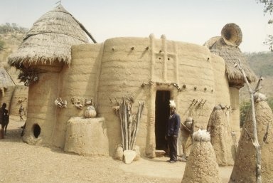 Batammaliba (Tamberma) Dwelling
