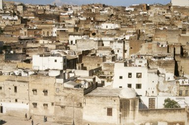 Old Inner City of Fez