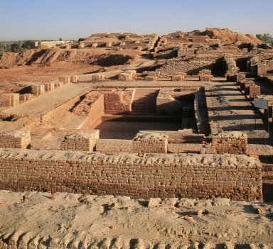 Mohenjo-daro: Great Bath