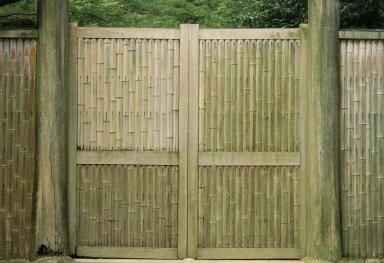 Katsura Imperial Villa: Main Gate