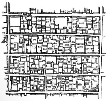 Plan of Beijing's Core