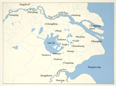 Canal Towns of Jiangnan Region