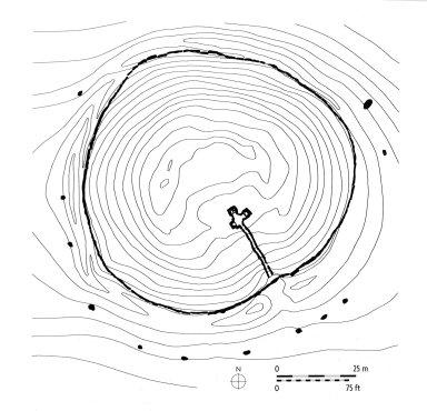 Newgrange Passage Grave