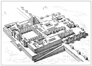 Palace of Sargon II