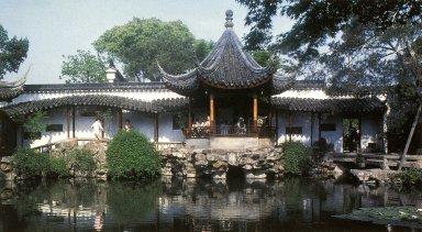 Garden of the Master of the Nets (Wangshi Yuan)