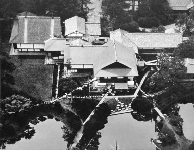 Katsura Imperial Villa: Old Shoin, Middle Shoin, and New Goten
