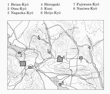 Ancient Japanese Capitals