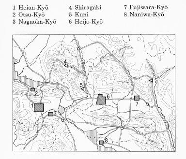 Ancient Japanese Capitals