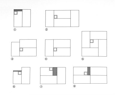 Eight Tea Room Layouts