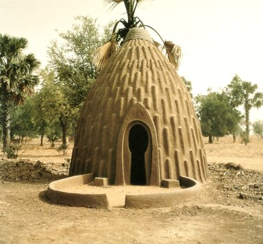 Musgu Domed Hut (Teleuk)