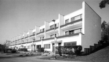 Sunila Pulp Mill and Housing Area