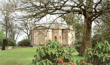 Bowood House: Mausoleum