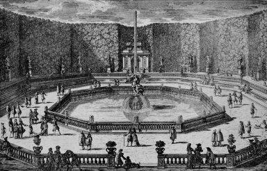 Versailles with Le Bosquet des Domes